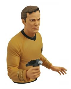 Star Trek TOS Captain Kirk Spardose / Money Bank
