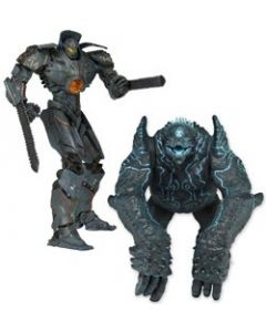 Pacific Rim Gipsy Danger vs Leatherback 2-Pack NECA