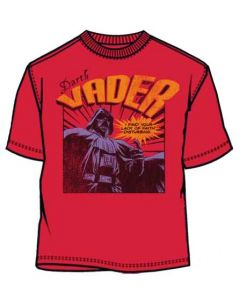Star Wars: Darth Vader Red T-Shirt
