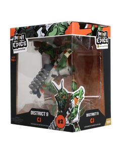 District 9 Christopher Johnson Vinyl Figur 14 cm