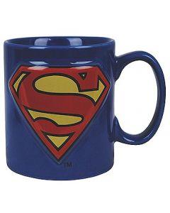 Superman Tasse 3D Logo
