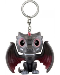 Game of Thrones Drogon Pop! Keychain