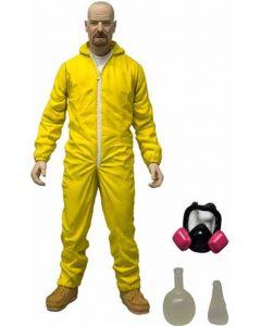 Breaking Bad Walter White Yellow Hazmat Suit
