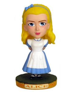 Alice in Wonderland Alice Bobblehead / Wackelkopf