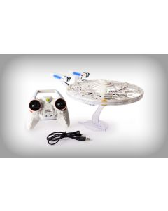 Star Trek Air Hogs R/C Raumschiff U.S.S Enterprise NCC-1701-A