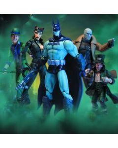 Batman Arkham City Ser.2 Batman Detective Mode