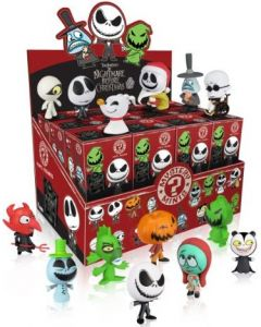 Funko The Nightmare Before Christmas Mystery Minis