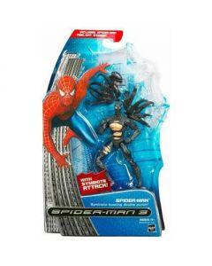 Spider-Man 3 symbiote busting Spider-Man