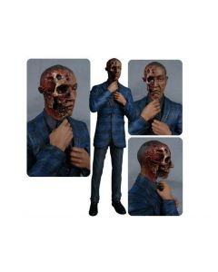 Breaking Bad Gus Fring Burned Face EE Exclusive