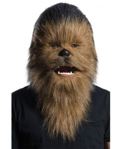 Star Wars Chewbacca Moving Mouth Mask