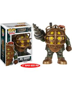 BioShock Big Daddy 16 cm POP! Vinyl