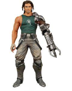 Bionic Commando: Cullen