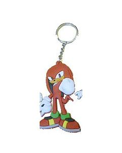 Sonic the Hedgehog: Knuckles PVC-Schluesselanhaenger