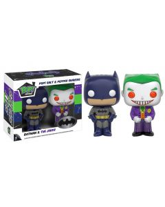 Pop! Home Salz- und Pfefferstreuer Batman & The Joker