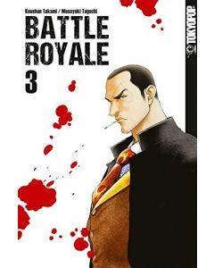 Battle Royale Sammelband #03