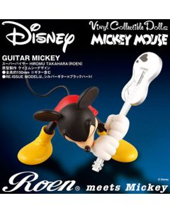 Disney Mickey Mouse Roen Collection Guitar Vers.
