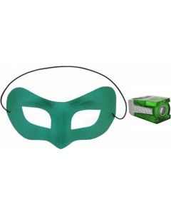 Green Lantern Movie Ring & Mask Set
