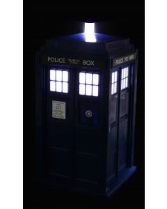 Doctor Who Tardis Lamp