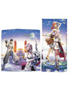 Final Fantasy XIII long wallet Geldboerse