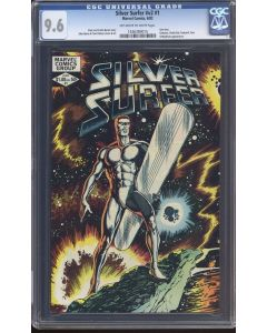 Silver Surfer (1982) 1-Shot #1 CGC 9.6