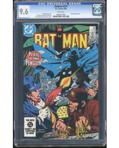 Batman (1940) #374 CGC 9.6