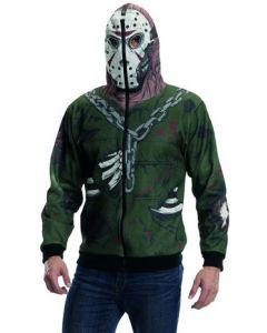 Friday the 13th Jason Hoodie