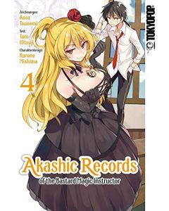 Akashic Records of the Bastard Magic Instructor #04