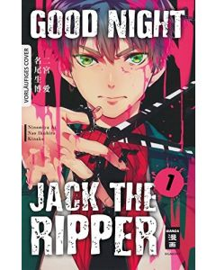 Good Night Jack the Ripper #01