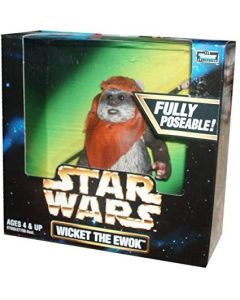 Star Wars Kenner Wicket the Ewock Fully Poseable