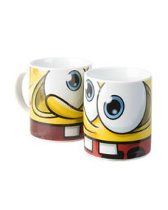 SpongeBob Schwammkopf Tasse neu