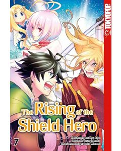 The rising of the Shield Hero #07