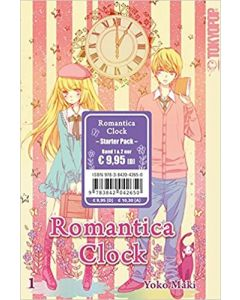 Romantica Clock Starter Pack