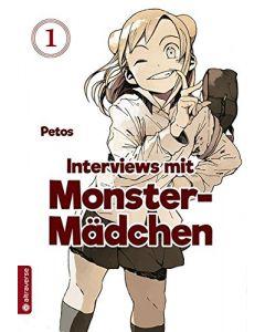 Interviews mit Monster-Mädchen #01