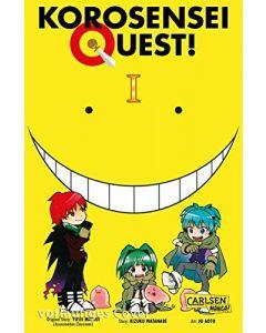 Korosensei Quest! #01
