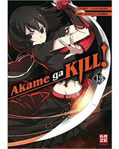 Akame ga Kill! #13