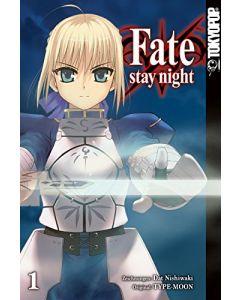 Fate/stay night #01