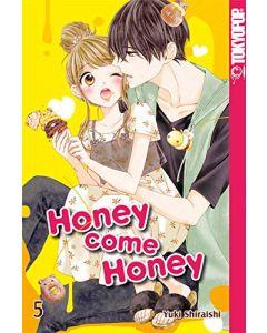 Honey Come Honey #05