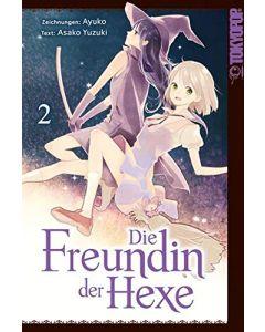 Die Freundin der Hexe #02