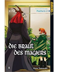 Die Braut des Magiers #08