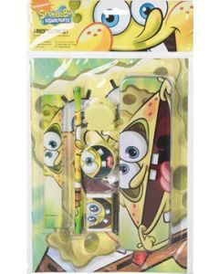 Spongebob Schreibset