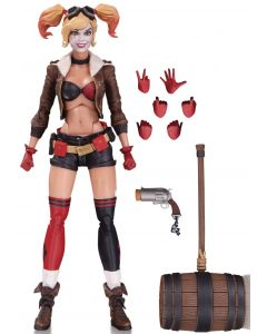 DC Designer Series Ant Lucia DC Bombshells Harley Quinn