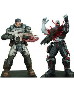 Gears of War Marcus vs. Locust Doppelpack