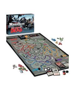 The Walking Dead Brettspiel Risiko