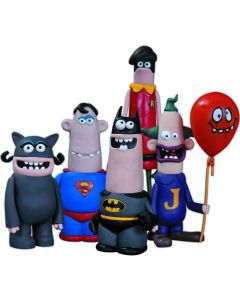 Aardman DC-Nation 5-Pack