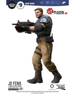 Gears of War 4 Color Tops JD Fenix