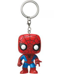 Marvel Comics Spider-Man Pop! Keychain