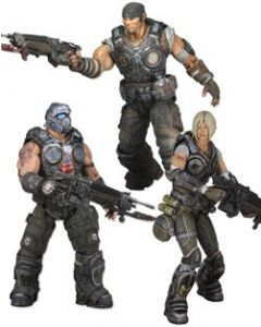 Gears of War 3 Ser.1 Anya Stroud