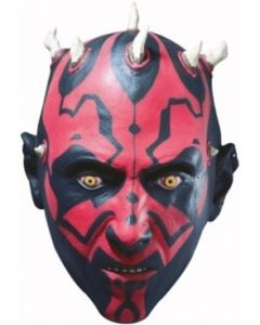 Star Wars Darth Maul 3/4 Vinyl-Maske