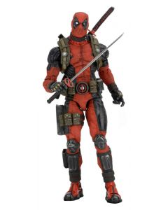 NECA Marvel Comics 1/4 Deadpool 45cm
