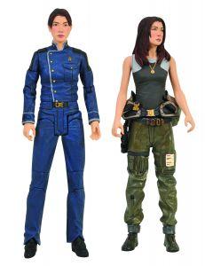 Battlestar Galactica: Boomer & Athena 2Pack